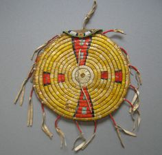 porcupine quillwork | ATADA Home Page with Members Gallery and Directory (The Antique Tribal ...