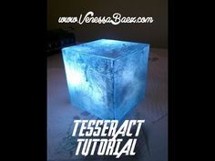 How To Make Your Own Tesseract and Gain Loki's Approval | Geek Decor