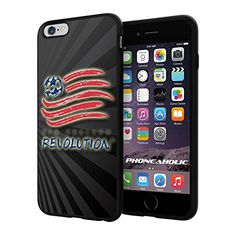 "Soccer MLS New England Revolution FC SOCCER FOOTBALL Logo, Cool iPhone 6 Plus (6+ , 5.5"") Smartphone Case Cover Collector iphone TPU Rubber Case Black Phoneaholic http://www.amazon.com/dp/B00WP6C27G/ref=cm_sw_r_pi_dp_ueSpvb1YDAJY7"