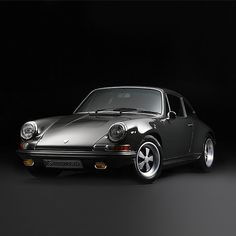 Straight from the confines of the past, the future - Porsche  911 Hans de Nooy likes Porsche