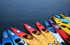 Go Kayaking in Maine | Dockside Guest Quarters | York, ME