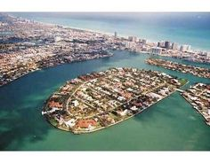 LA GORCE ISLAND, Miami Beach. For more homes with amazing architecture, feel, style and views, visit   http://www.miami-beach-house.com or, call Kate at 786-412-8510