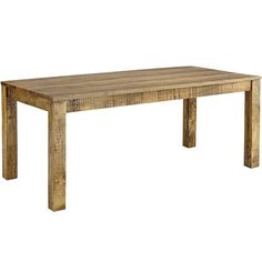 Parsons Java Dining Table