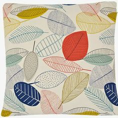 print & pattern blogs JOHN LEWIS cushion