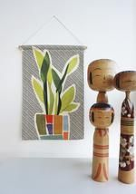 Our mini wall hangings feature original botanical designs printed on thick, quality canvas fabric and suspended from natural Tasmanian oak with cotton twine - ready to be hung as a perfect addition to your home or office space. Snake Plant, Affordable Art, Wall Hangings, Twine, Canvas Fabric, Wall Art, Space, Printed, Natural