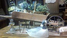 Little wheelbarrow