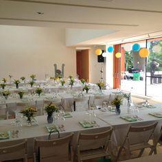 #Wedding party #decorations.    #Villa #Keyforest #Japan #Kobuchizawa #ArtVillage
