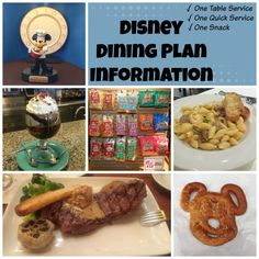 Disney Dining Plan | Can it help you save money? The numbers you need!