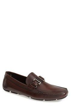 cb9ff495c527a Salvatore Ferragamo  Sardegna 6  Driving Shoe (Men) available at  Nordstrom  Mocasines