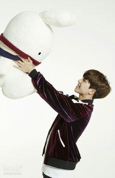 BOOTO Naver Blog Update with BOYS24 #BOYS24 #unityellow #mvp #rouoon #leader #kpop #idol #소년24 #유닛옐로우 #로운 #리더