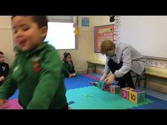 Videos, Dinosaur Stuffed Animal, Logos, Animals, Places, To Tell, Comparing Numbers, Preschool Writing, Math Games