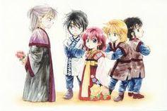 Akatsuki no Yona (Yona Of The Dawn) Image - Zerochan Anime Image Board Anime Akatsuki No Yona, Akatsuki No Yona Characters, Manga Characters, Me Me Me Anime, Anime Love, Boku No Pico, Legendary Dragons, Akagami No, Girl Standing