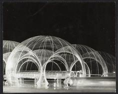 Citation: Detail of the model of an inflatable structure submitted to the Italian Pavilion for the 1967 World's Fair, Osaka, 1967 / unidentified photographer. Esther McCoy papers, Archives of American Art, Smithsonian Institution.