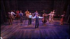 """The rousing and inventive numbers. 