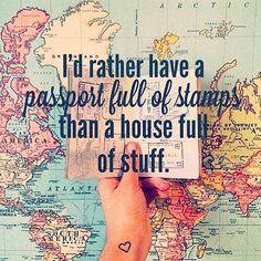 Travel the ❤️