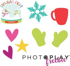 Snowball Fight, Photo Craft, Cutting Files, Playing Cards, Pdf, Silhouette, My Love, Crafts, Free