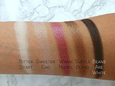 For People Who 'Don't Do Colour' | Zoeva Cocoa Blend Eyeshadow Palette  http://www.jasminetalksbeauty.com/2015/09/for-people-who-dont-do-colour-zoeva.html  #bblogger #bbloggers #beautyblogger #makeup #eyeshadow #palette #zoeva #swatch #swatches