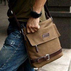 Mens shoulder bag...Postalmech you need this!