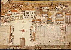 Cartografia storica di Monselie