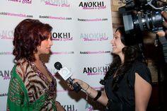 Being Interviewed By OMNI TV