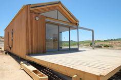 Klein huis voor een lage prijs: 50 m² voor € 40.000. (Van Stoa.)