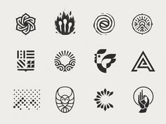 Logo collection №—1 by MADEINCOMA