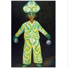 Mario Gruber - Óleo s/ Tela | Medidas 1.20mt x 80cm, assinado e com certificado de autenticidade do autor. Datado de 2008.  Casa Brasileira  04 de novembro às 20:00 hs www.iarremate.com  Mario Gruber - Petróleo s / Pantalla | Medidas 1,20Mt x 80 cm, firmado y con el certificado   #casabrasileira #quadros #surrealism #leilao #auction #subasta #remates #decor #fineart #chic #creative #creativity #iarremate #nyc #museum #barcelona #buenosaires #manhattan #madrid #lima #mexico