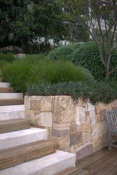 Hidden Design Fest 2018 – Mallee Design – Alternative Home Australian Garden Design, Australian Native Garden, Tropical Landscaping, Front Yard Landscaping, Landscaping Retaining Walls, Landscape Design Plans, Landscape Architecture, Landscape Edging, Landscape Steps