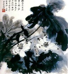 Zhang Daqian - 張大千 - Portrait of chinese Masters/現代華人藝術家群像