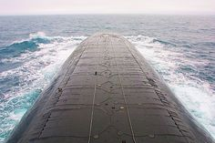 Re-think and transform the biggest submarine. Architectural and design competition. Call for ideas. www.matterbetter.com