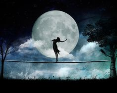 Tight Rope Moon