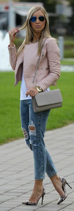 Spring Fashion Womens Fashion | Inspiration Visit us For more :)