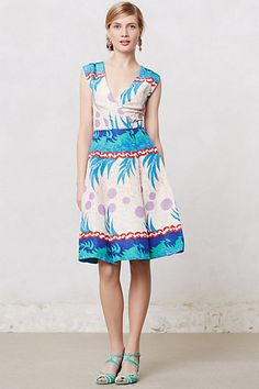 Escape Dress from Anthropologie - $138.95