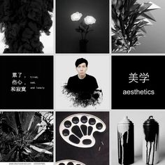 Shattered Black - Phil Aesthetic