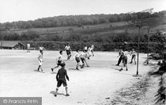 Healthcare - a nostalgic photo feature from Frith The Good Old Days, Vintage Images, Old Photos, Health Care, Nostalgia, Childhood, Football, History, Games