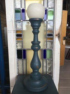 Vintage candleholder Candle Holders, Table Lamp, Lighting, Vintage, Home Decor, Lamp Table, Light Fixtures, Lights, Vintage Comics