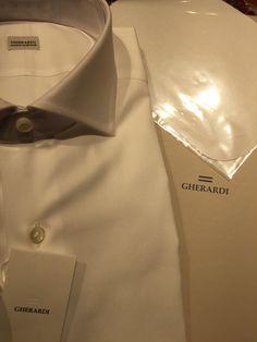 Gherardi shirts! New!! - townarnhem