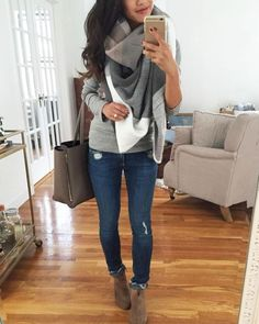 Winter Fashion 10 Stylish Ways to Wear Your Fall Fashion Preppy outfits ideas fall fashon winter outfits 2019 casual fashion outfits womens Mode Outfits, Casual Outfits, Fashion Outfits, Womens Fashion, Fashion Trends, Latest Fashion, Fashion Clothes, Dress Outfits, Outfits 2016