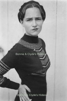 The Real Bonnie and Clyde | By all accounts she was a little spit-fire who smelled terrible and ...