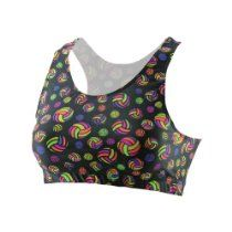 GemGear Funky Sublimated Sports Bra