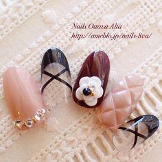 Ballet nails <3