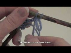 ▶ Knitting: How to do Loop Stitch - YouTube