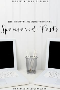 What You Need to Know About Accepting Sponsored Posts