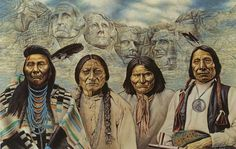 Original Founding Fathers - 550 piece jigsaw puzzle from SunsOut. Artist: David Behrens.