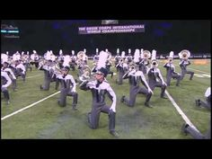 Best 2010 DCI Moments Drum Corps International - love it, love it, love it....