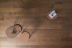 Wood Floor ROVERE TAMARINDO by @listoneg  / Linea Classica