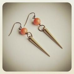 Summer Spike Earring
