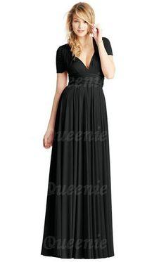 Long Multiway Infinity Dress LFNCD0002-Bridesmaid UK