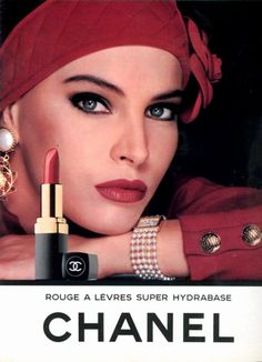 Chanel Vintage Makeup Ads, Vintage Beauty, Retro Vintage, Chanel Outfit,  Chanel Fashion 3efa07be6ac7