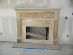 Fireplace Mantel Plans from FreeWW.com | Fireplace Mantel Plans ...